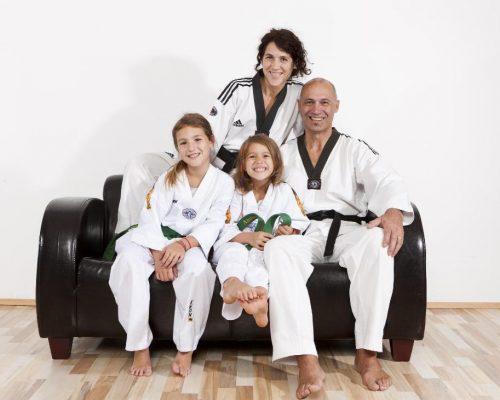 Familie Taekwondo Ammersee